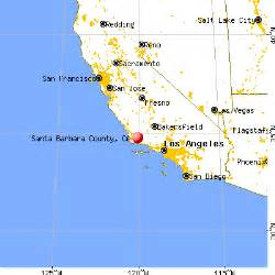 santa barbara county california detailed profile houses