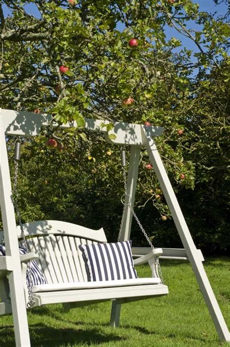garden swings seats 25 best ideas about garden swing seat on pinterest