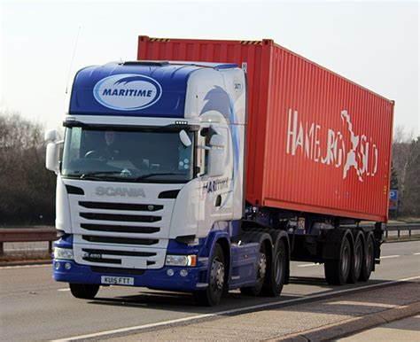 maritime transport scania news from lorryspotting