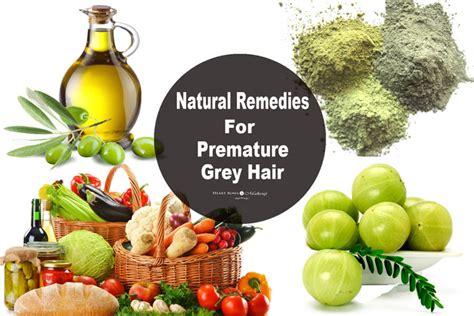 natural remedies for premature gray hair beauty premature grey hair causes natural remedies treatment
