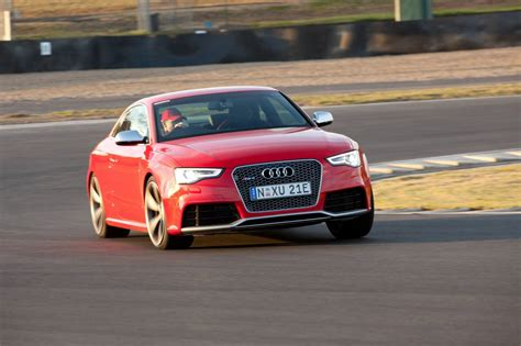 audi fuel efficiency updated audi rs 5 coup 233 better performance and fuel