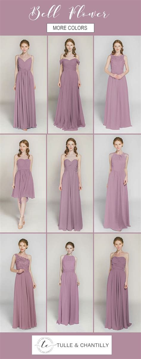 wisteria colored dresses the 25 best wisteria bridesmaid dresses ideas on
