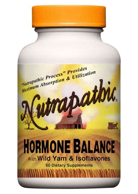 Suplemen Hormon hormonal imbalance treatment supplements nutrapathic hormone balance