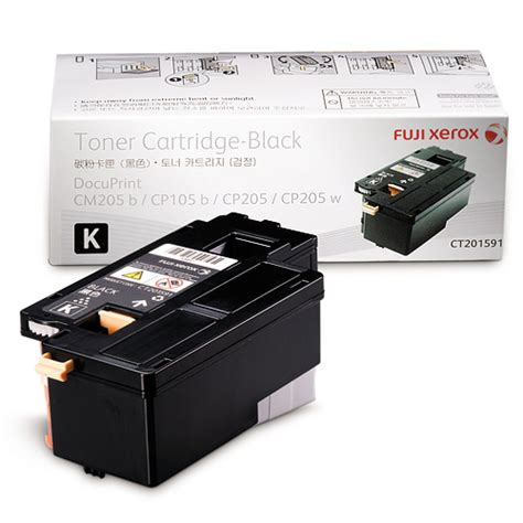 Toner Fuji Xerox Ct202020 Original mytoners fuji xerox ct201591 genuine black 2k page toner cartridge
