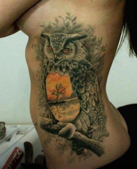 sick side tattoo another sick 3d side tat tattoos