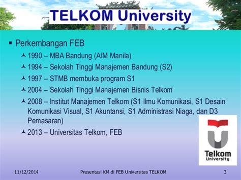 desain komunikasi visual stisi telkom bandung info implementation of km telkom university