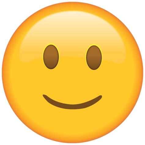 slightly smiling face emoji emoji island