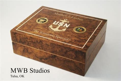Handmade Humidor - buy a crafted custom humidor made to order from mwb