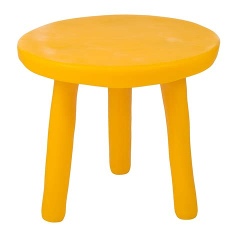 Yellow Bowel Stools buy tina frey designs stool yellow amara