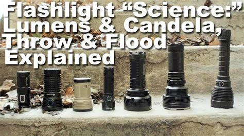 lumens to candela how lumens and candela relates to throw and flood in