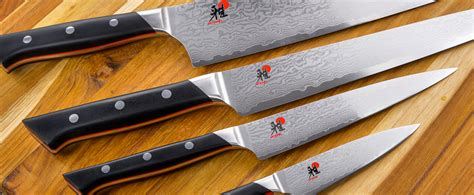 Sharpest Kitchen Knives by Kitchen Knives Japanese Cutlery Miyabi Knivesshipfree