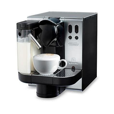bed bath and beyond espresso de longhi lattissima en680m automatic espresso machine