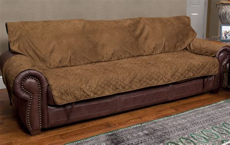 leather couch cover for dogs sofa waterproof microsuede quilted dog pet furniture