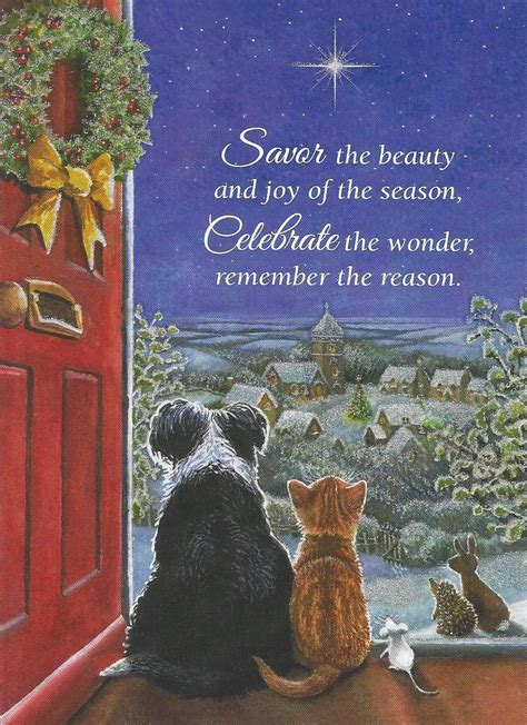 christmas cards   sisters  st francis  assisi
