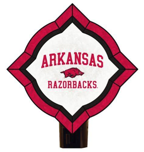 razorback lights arkansas razorbacks light razorbacks light