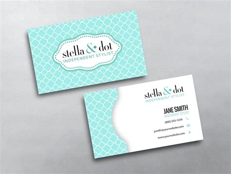 stella dot business card 01