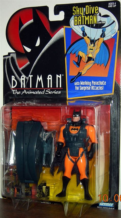 Tas Mr Go sky dive batman batman animated series figure