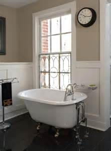 clawfoot tub bathroom design 30 amazing ideas and pictures of antique bathroom tiles