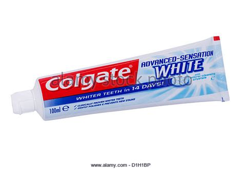 what does the color on the toothpaste whitening toothpaste stock photos whitening toothpaste
