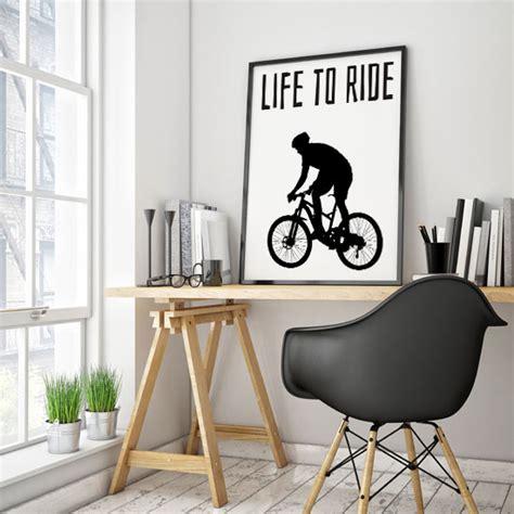 Plakat Po Angielsku by Plakat Do Oprawienia Z Angielską Sentencją Live To Ride