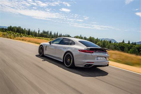 Porsche Panamera Hybrid Test by Green And Panamera Turbo S E Hybrid Test Autophorie De