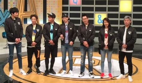 blackpink in running man new quot running man quot pd talks about the future of name tag