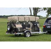 Homebuilt Camper Trailer  All