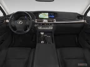 Lexus Dashboard 2016 Lexus Ls Pictures Dashboard U S News World Report