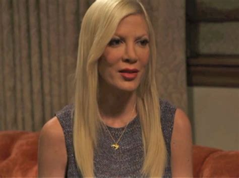 tori spelling tattoo spelling responds to rumors affair was faked dean