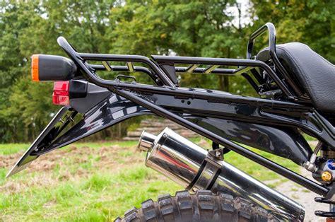 Motorrad Enduro Kennzeichen by Acerbis R 252 Cklicht Kennzeichenhalter Dual Sport 8321
