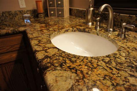 Giallo Portofino Granite Countertops by Giallo Portofino Heartland Granite Quartz