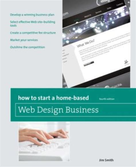 bol how to start a home based web design business