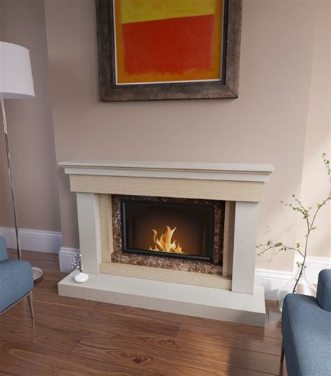 Bespoke Fireplaces by The Bespoke Collection Chichester Fireplace