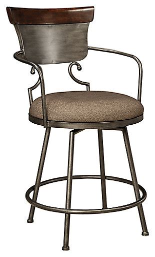 moriann counter height bar stool estimatedhomevalue info hyland dining room table and chairs set of 5 ashley