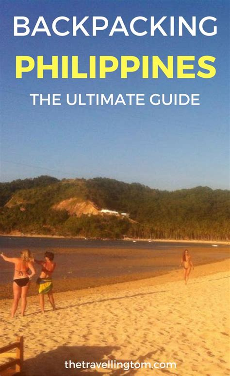 best places to go backpacking 81 philippines travel tips go backpacking places to