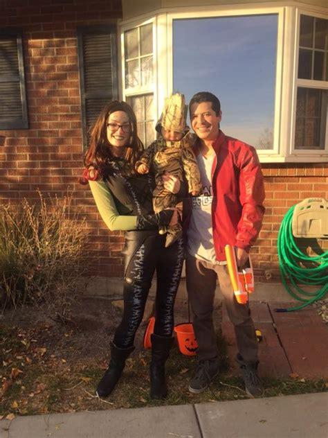 super creative diy family halloween costumes