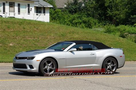 2014 Chevy Camaro Ss by 2014 Chevy Camaro Ss Convertible In The