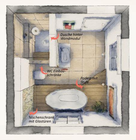 Badezimmergestaltung 6 Qm by Badezimmer 10 Qm Haus Design Ideen