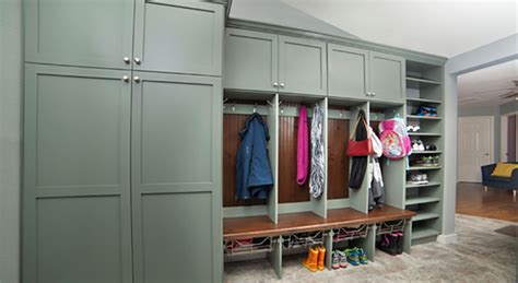mudrooms  kids  ready  school classy closets utah
