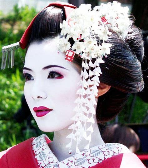 Geisha Hairstyles by Modern Geisha Hairstyles Www Pixshark Images