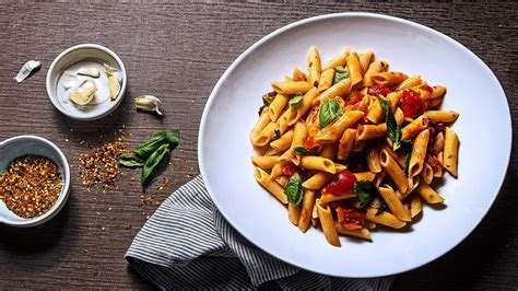 recipes online make pasta penne noodles or cold pasta spicy penne arrabiata recipe tasting table