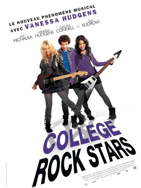film disney pour ado college rock star bandslam quand un film am 233 ricain