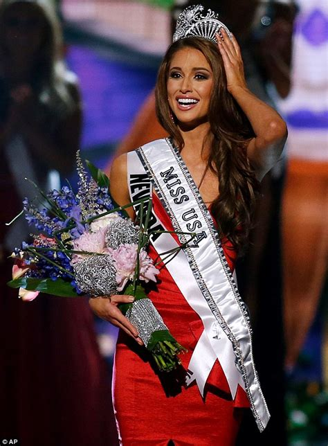 Miss Nevada May But She Prefers by Miss Usa Nia Doesn T State Capital After