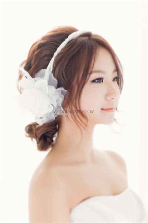 Korean Wedding Hairstyles 2014 by Korean Bridal Hairstyle 2014 Fade Haircut