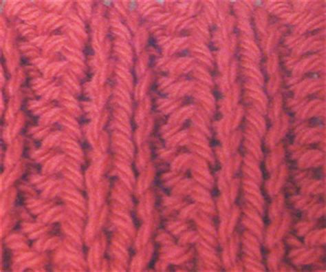 what is ribbing in knitting ribbing