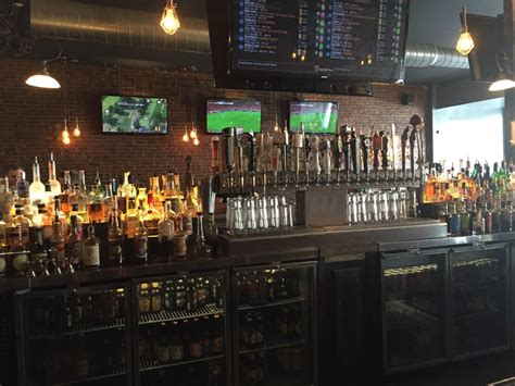 industry public house huge beer and whiskey selection yelp