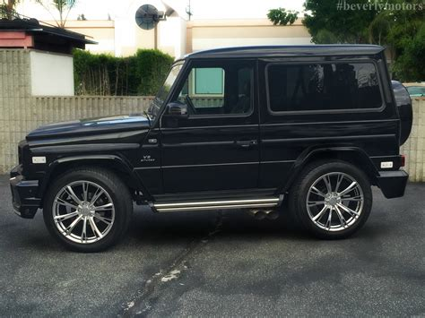 G500 2 Door by 2001 Mercedes G Class 2 Door