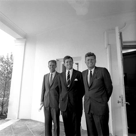 jfk biography for students st 398 3 63 president john f kennedy with brothers