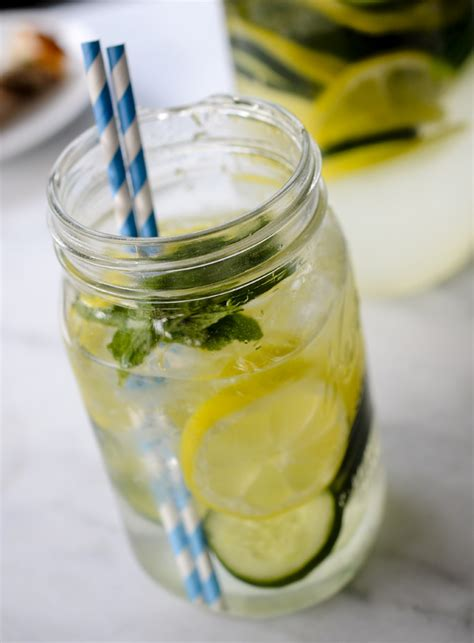 Can Detox Water Beused As Meal Replacements by Flat Tummy Detox Water Recipe Diaries