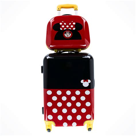 Home Decor Store Orlando by Your Wdw Store Disney Rolling Luggage Stacked 2 Piece